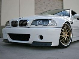 "Бампер передний BMW 3 E46 Coupe ""CSL"""