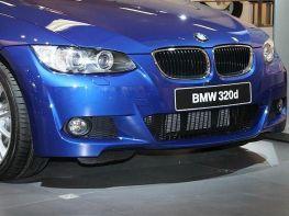 """Бампер передний BMW 3 E92 / E93 (06-09) """"M-пакет"""""""