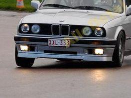 Накладка передняя юбка BMW E30 (1982-1994)