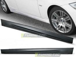 """Накладки на пороги BMW E90 / E91 (05-12) """"M3"""""""