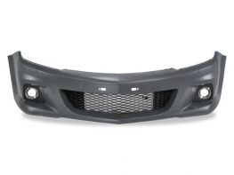 Бампер передний OPEL Astra H GTC (05-10) 3D - OPC стиль