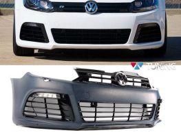 """Бампер передний VW Golf VI (08-12) """"R20"""""""