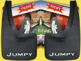 Брызговики CITROEN Jumpy II (2007-) 4 шт
