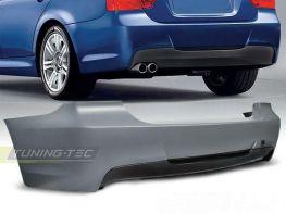Бампер задний BMW E90 (05-08) - M-пакет стиль