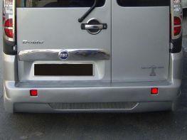 Бампер задний FIAT Doblo I (2000-2009)