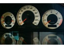 Кольца в щиток приборов MERCEDES CLK W208 (97-02)