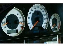 Кольца в щиток приборов MERCEDES W210 (95-99)
