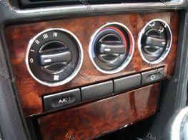 Кольца на ручки печки HONDA Civic VI (95-01) 5D Liftback