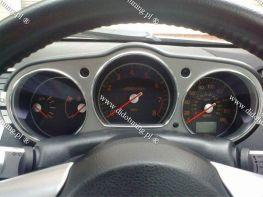 Кольца в щиток приборов NISSAN 350Z Z33 (2002-2009)