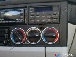 Кольца на ручки печки BMW E32 / E34 (86-95)