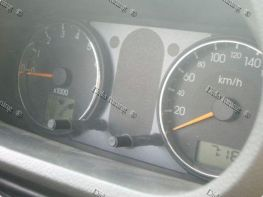 Кольца в щиток приборов FORD Fiesta Mk6 (2002-) / Fusion 2шт.