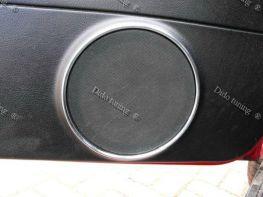 Кольца на колонки FIAT Coupe (93-00)