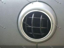 Кольца на обдувы FORD Fiesta Mk6 (2002-2008)