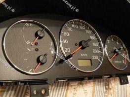 Кольца в щиток приборов MAZDA 323F BA FL (96-98)