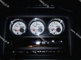 Кольца на дополнительные приборы NISSAN Skyline R32 (89-94)