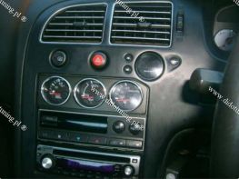 Кольца на дополнительные приборы NISSAN Skyline R33 (93-98)