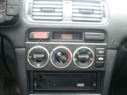 Кольца на ручки печки HONDA Accord V (1993-1998) / Rover 600