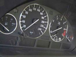 Кольца в щиток приборов BMW X5 E53 (2000-2006)