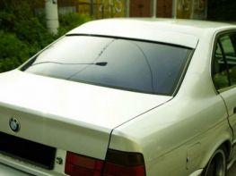 Спойлер на стекло BMW 5 E34 (88-05) Sedan - стекловолокно