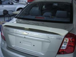 Спойлер багажника CHEVROLET Lacetti (04-09) Sedan - на трёх ножках