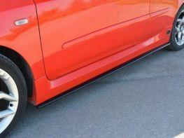 Диффузоры порогов FIAT Stilo Shumacher (05-)