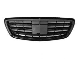 Решётка MERCEDES S W222 (14-20) - S65 AMG (чёрный глянец)