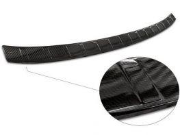 Накладка на бампер AUDI Q3 II (19-) Sportback - Avisa (карбон)