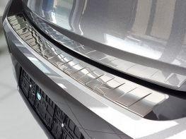 Накладка на бампер OPEL Corsa F Elegance / Edition - стальная