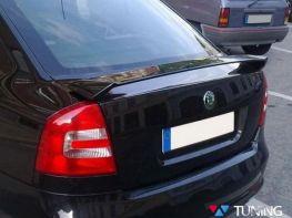 Спойлер багажника SKODA Octavia A5 (04-12) LTB - RS стиль