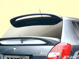 Спойлер SKODA Fabia II (07-14) Hatchback - верхний