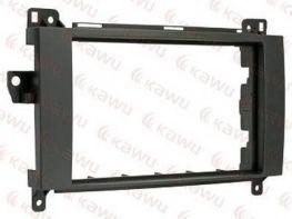 Рамка переходная магнитофона VW Crafter (2006-) 2 DIN