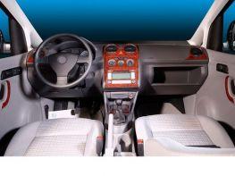 Накладки на торпедо VW Caddy III (10-15) рестайлинг