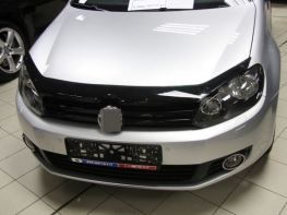 Дефлектор капота VW Golf 6 (08-13) - HIC