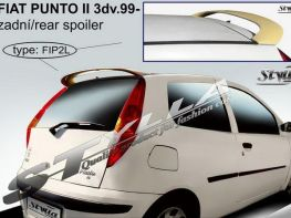 "Спойлер FIAT Punto II (1999-) 3D ""ST"""