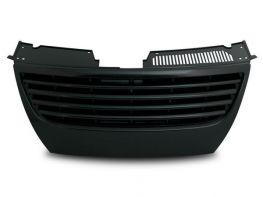 Решётка радиатора VW Passat B6 (05-10) чёрная