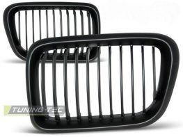 Решётка радиатора BMW E36 (1996-2000) чёрная