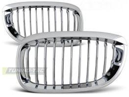 Решётка радиатора BMW E46 (03-06) Coupe / Cabrio хром