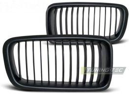 Решётка радиатора BMW 7 E38 (94-98) - чёрная