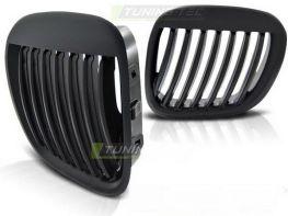 Решётка радиатора BMW Z3 (96-02) - чёрная