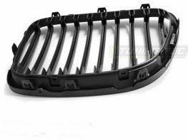 Решётка радиатора BMW X1 E84 (09-12) чёрный мат