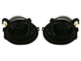 Противотуманки дымчатые М-пакет BMW E39 (95-03)