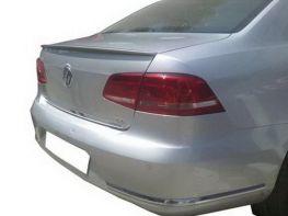 Спойлер багажника лип VW Passat B7 Sedan