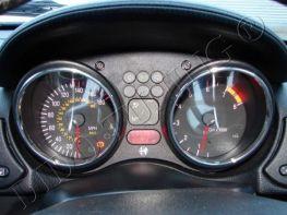 Кольца в щиток приборов ALFA ROMEO GTV / Spider (95-06)