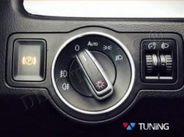 Кольцо на переключатель света AUDI A4 B7 (04-07)