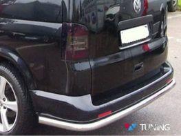 Труба задняя загибом VW T5 / T5+ (2003-2015)