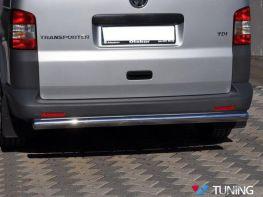 Защита задняя VW T5 / T5+ (03-15) труба прямая