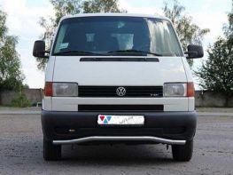 Труба передняя одинарная волна VW T4 (1990-2003)