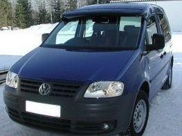 Козырёк лобового стекла VW Caddy III (04-15)