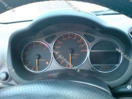 Кольца в щиток приборов TOYOTA Celica T230 (99-05)