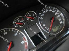Кольца с рамками в щиток VW Bora A4 (98-05)